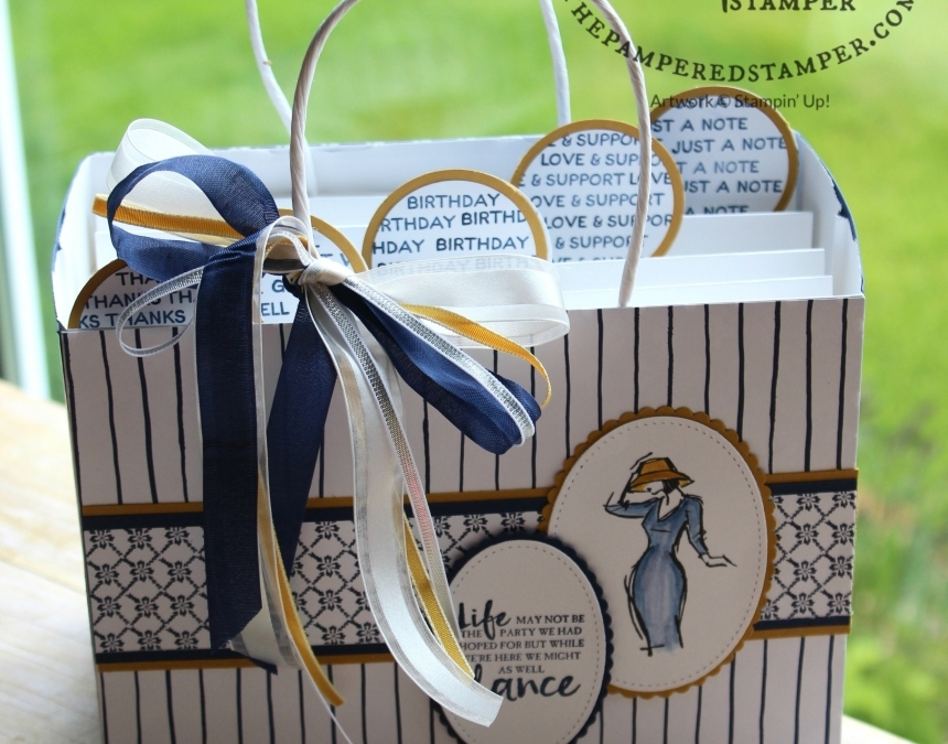 Turn Your Handmade Cards into a Precious Gift
