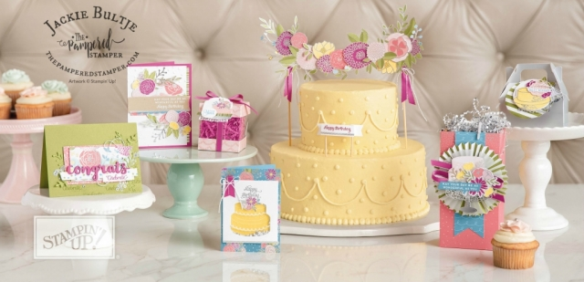 Sweet Soiree suite catalog image