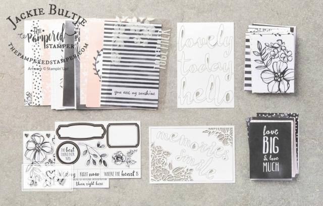 Petal Passion Memories and More card pack