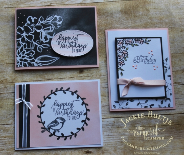 Picture Perfect Party combines with Petal Passion Memories and More