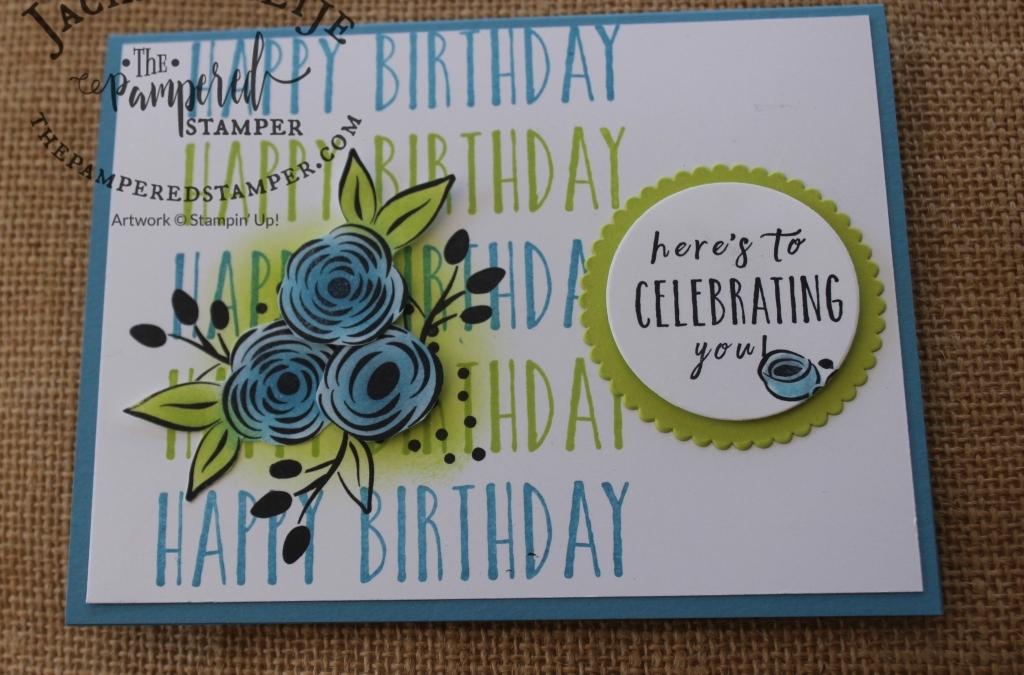 Perennial Birthday