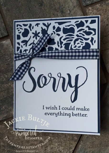 Sorry for Everything is a stamp set that everyone should have in their stash.