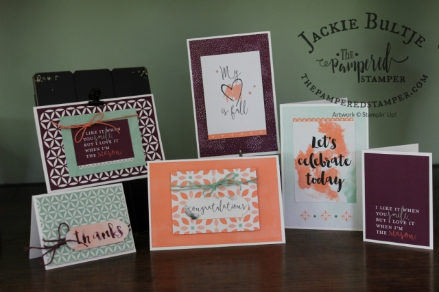Super easy, super fun cards using Delightfully Detailed Memories and More card pack with coordinating cards and envelopes.