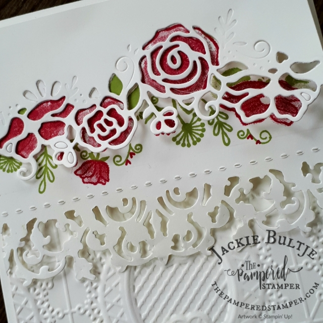 No foil on this card but lots of texture with both the stamps and the embossing folders and the edgelits.