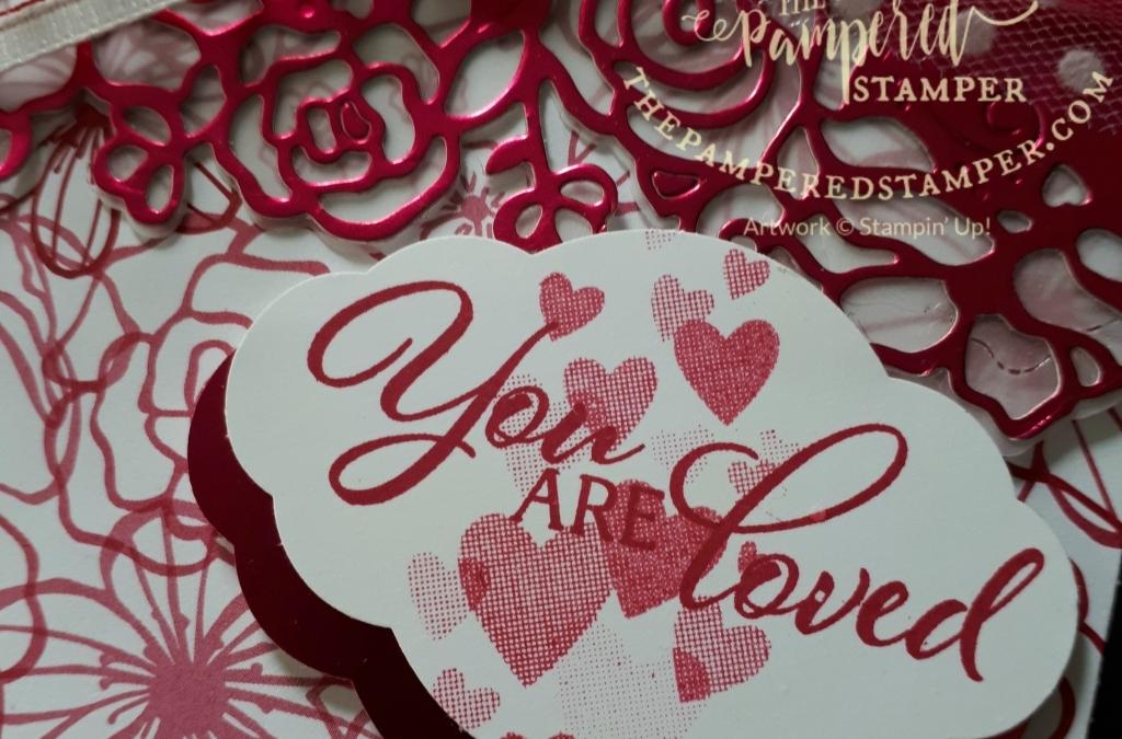 Free Lovely Lipstick Foil for Valentine's