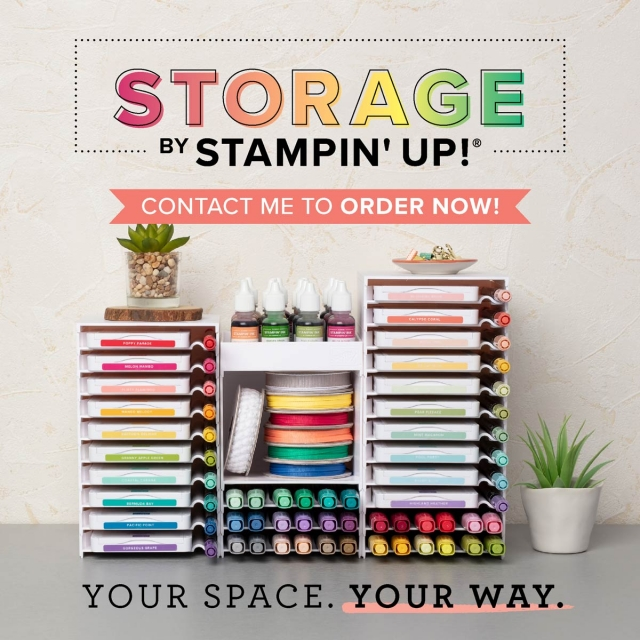 Fantastic Storage by Stampin'Up!