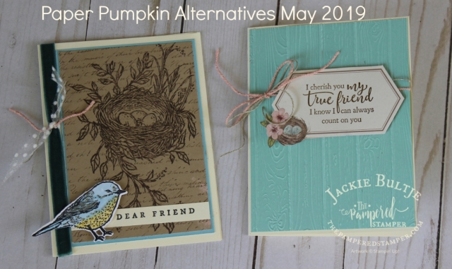Hugs From Shelli May 2019 Paper Pumpkin alternatives. Subscribe before the price goes up in June!