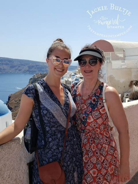 Stampin'Up Greek Isles incentive trip