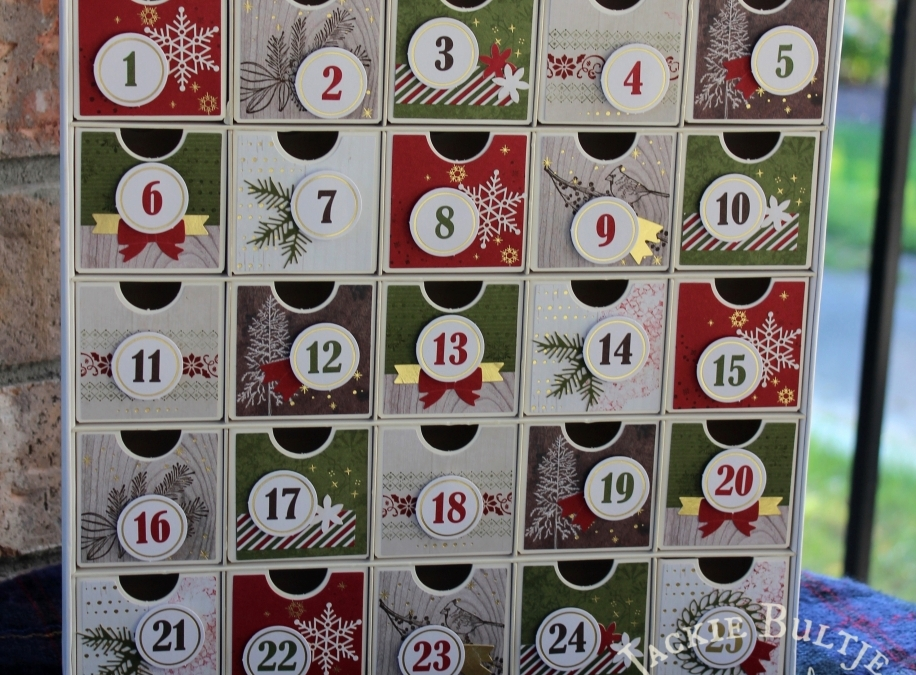 Christmas Countdown Project