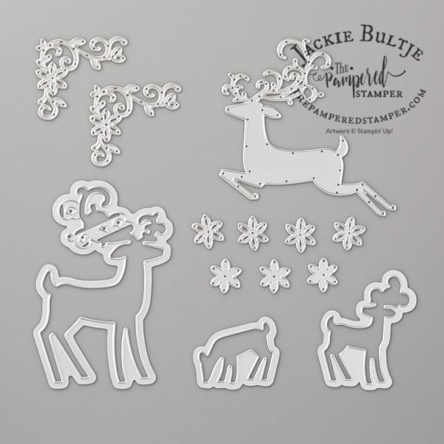 Detailed Deer