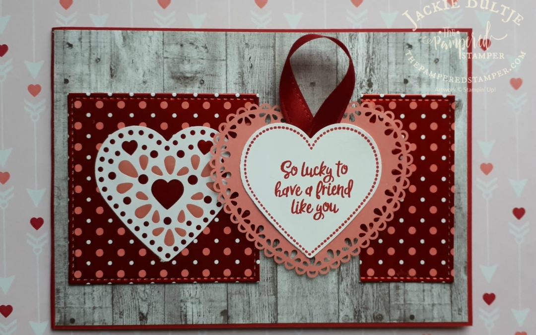 Valentine's Day Cards for the Canadian Troops