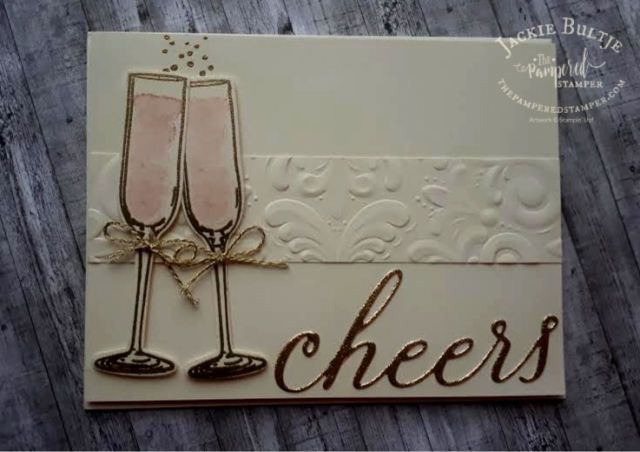 Cheers card