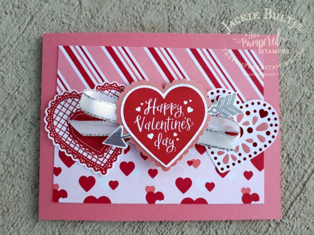 Heartfelt Valentine's card