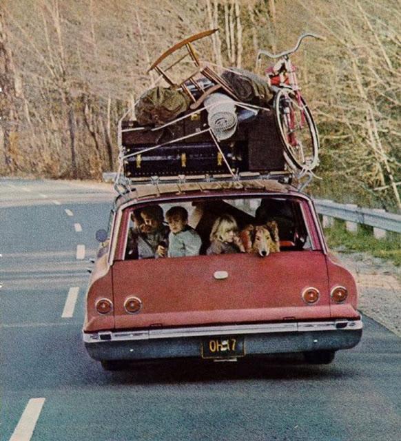 vintage station wagon