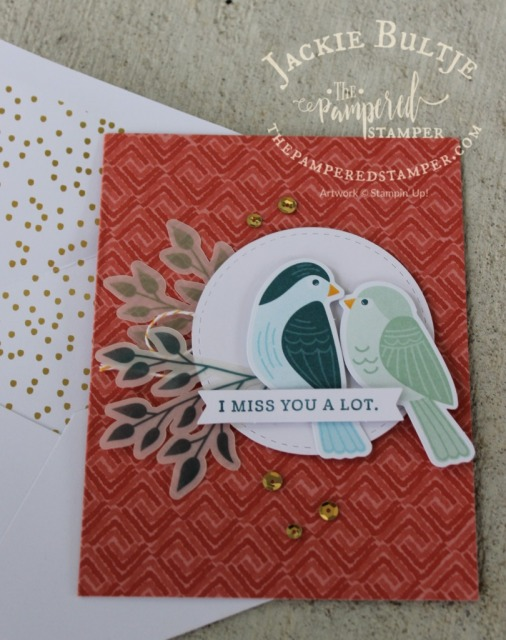 Seriously the Best card kit Stampin'Up!