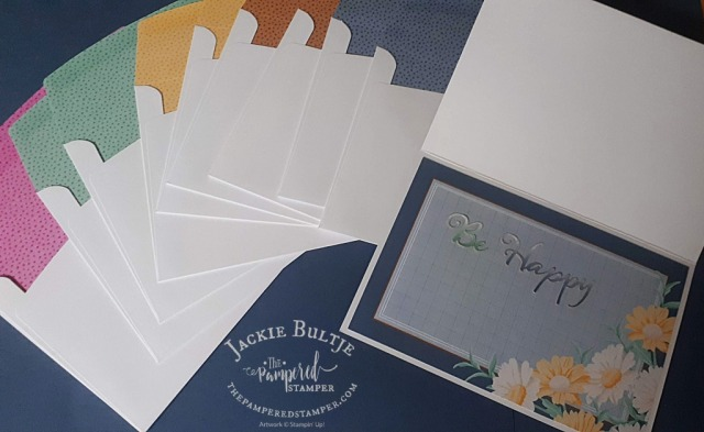 Memories & More envelopes