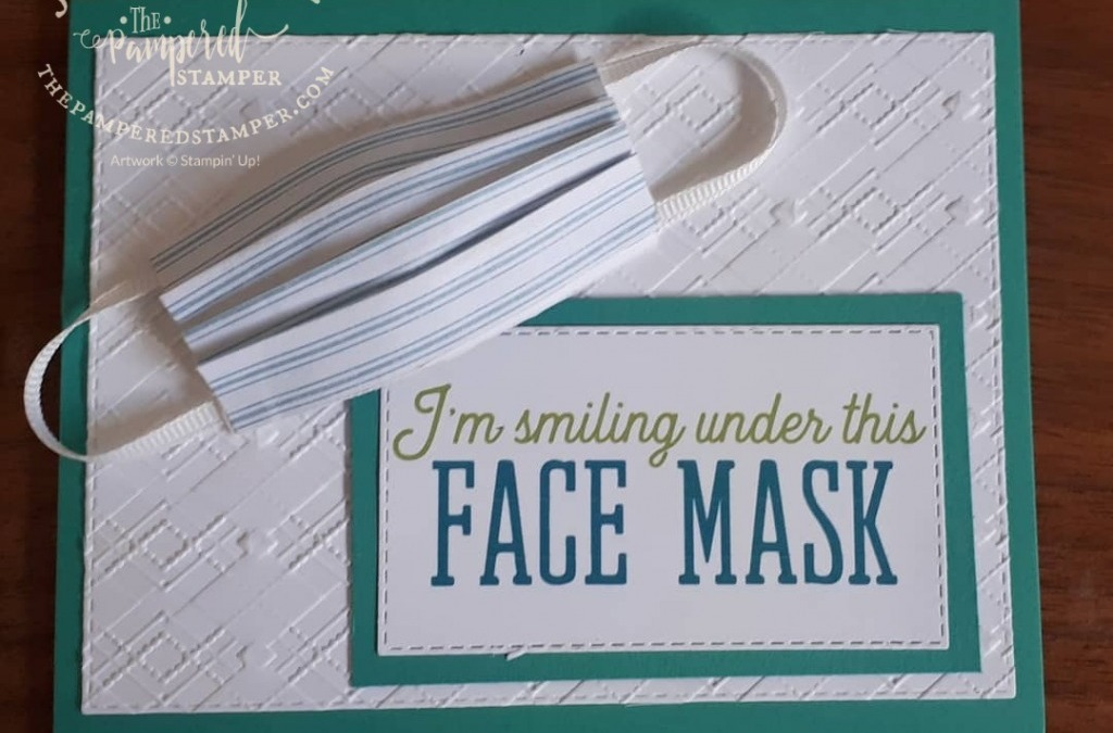 Face Mask Cards