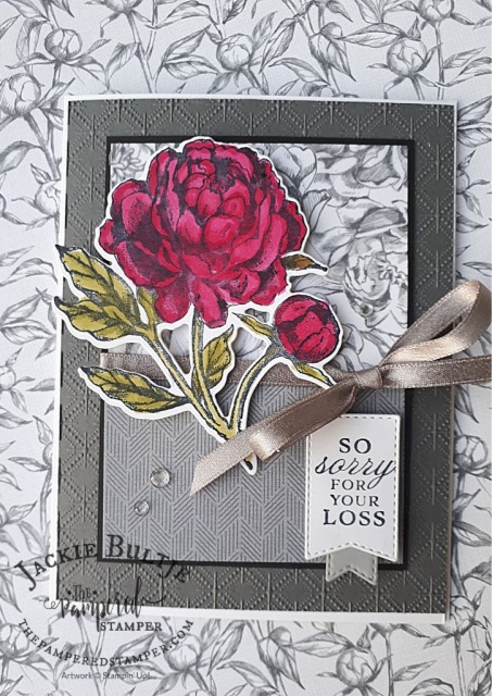 Prized Peony in Lovely Lipstick